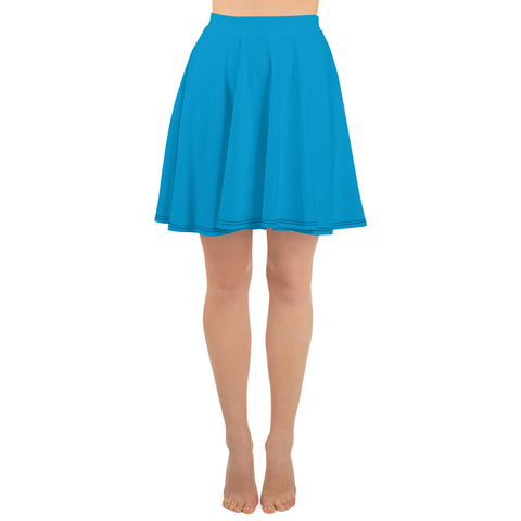 Skater Skirt Cloud Blue.