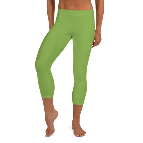 Capri Leggings Greenery Green.