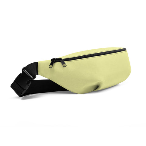 Fanny Pack Light Yellow.