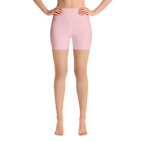 Yoga Shorts Rose Pink.
