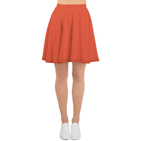 Skater Skirt Lilly Orange.
