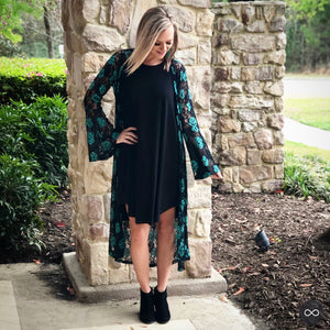 Laynee Lace Duster