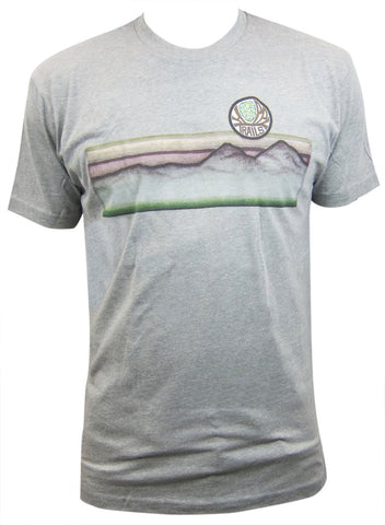 Hoppy Trails Saddleback T