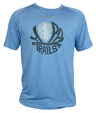 Men's Trail Tech Tee, Crew Neck