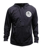 HOPPY TRAILS ICON FRENCH TERRY ZIP HOODY
