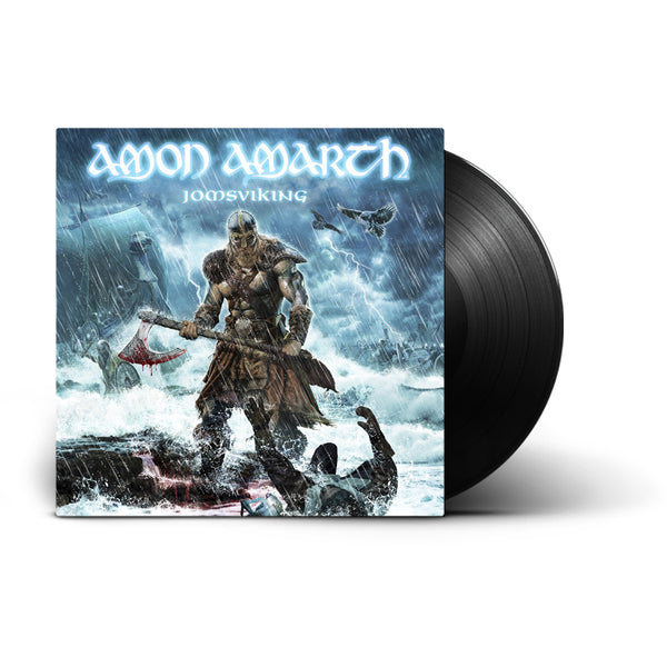 AMON AMARTH - JOMSVIKING  - CD