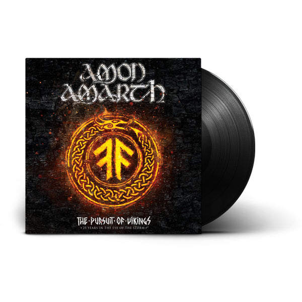 AMON AMARTH - THE PURSUIT OF VIKINGS - LP