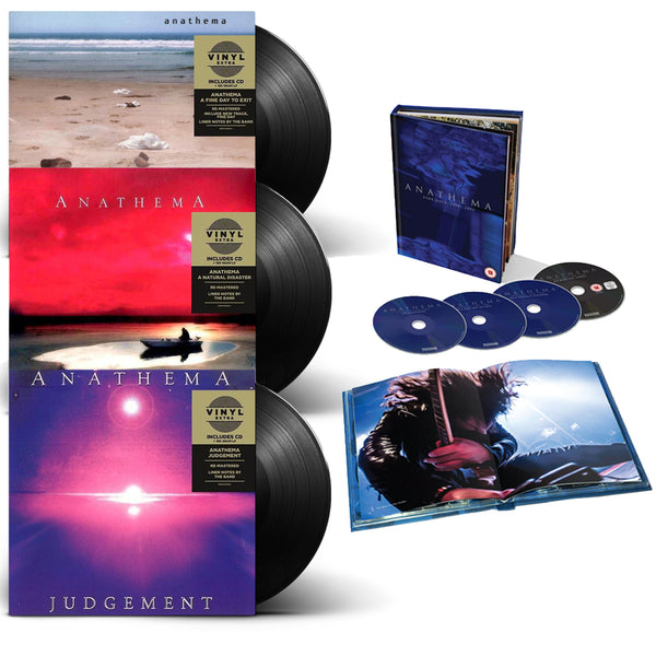 Anathema LP + Fine Days Box Set Bundle