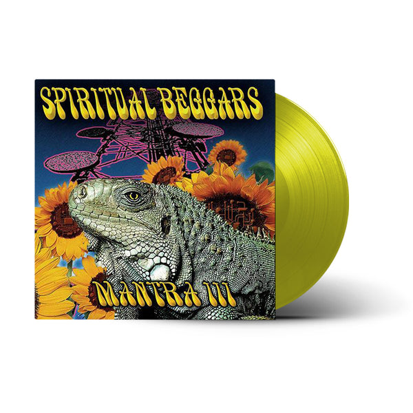 Spiritual Beggars - Mantra III - Yellow LP + CD