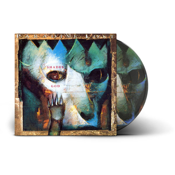 Paradise Lost - Shades of God - Picture Disc LP