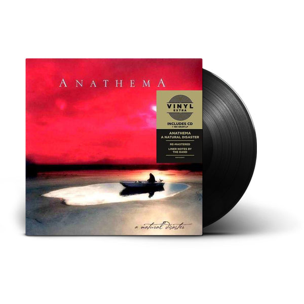 Anathema - A Natural Disaster - LP + CD