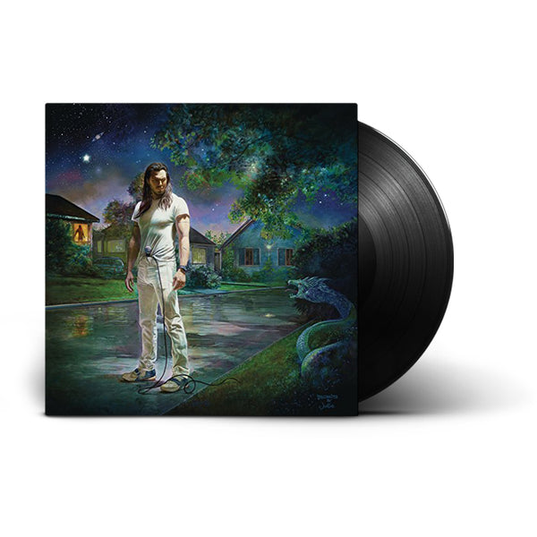 ANDREW W K - YOU'RE NOT ALONE -LP