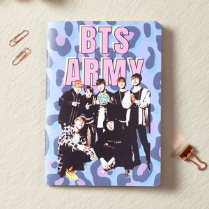 BTS Army Notebook