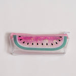 Pink Watermelon Stationery Pouch