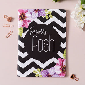 Perfectly Posh Notebook