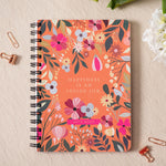Happiness Is An Inside Job - Wire-O Notebook