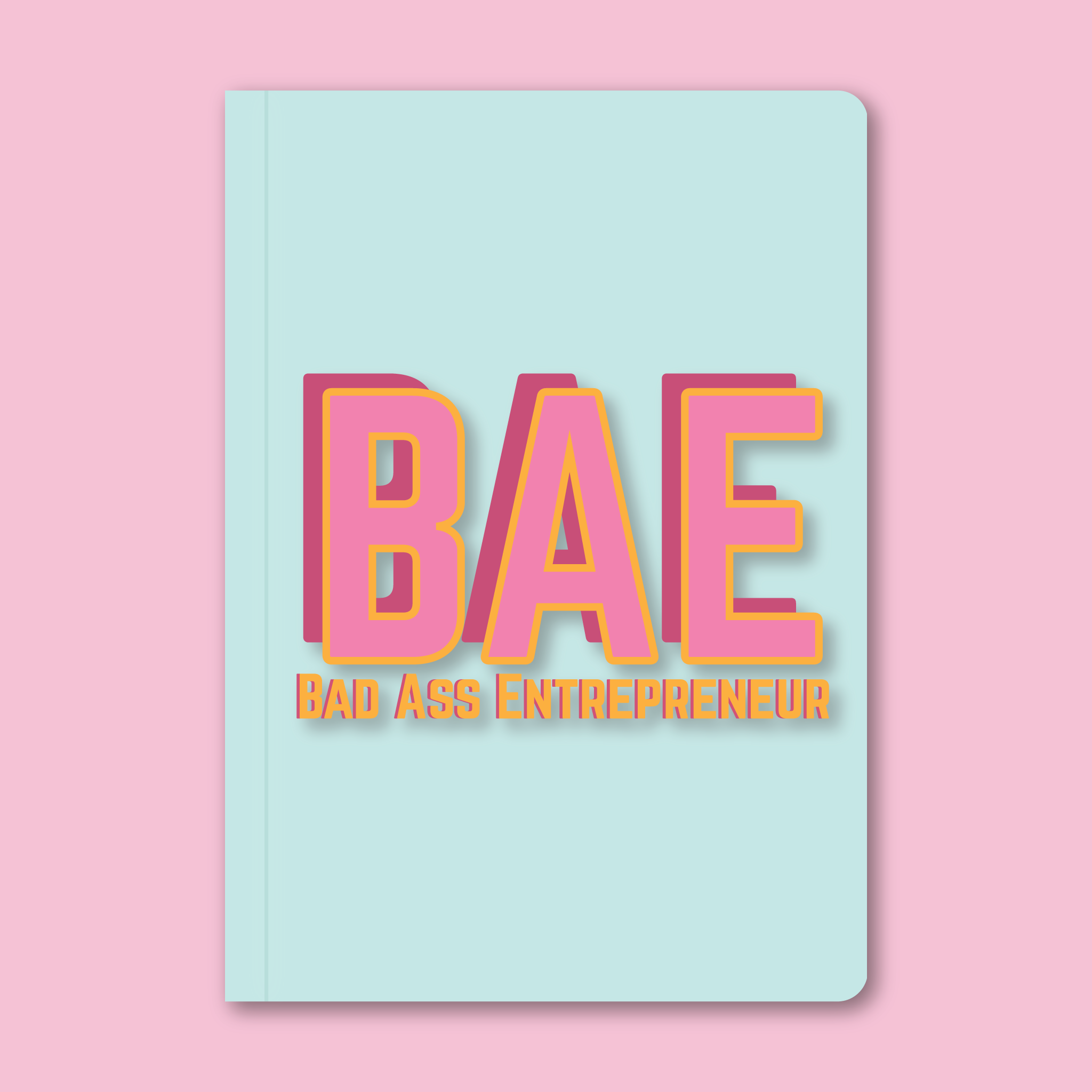 'The B.A.E' Notebook