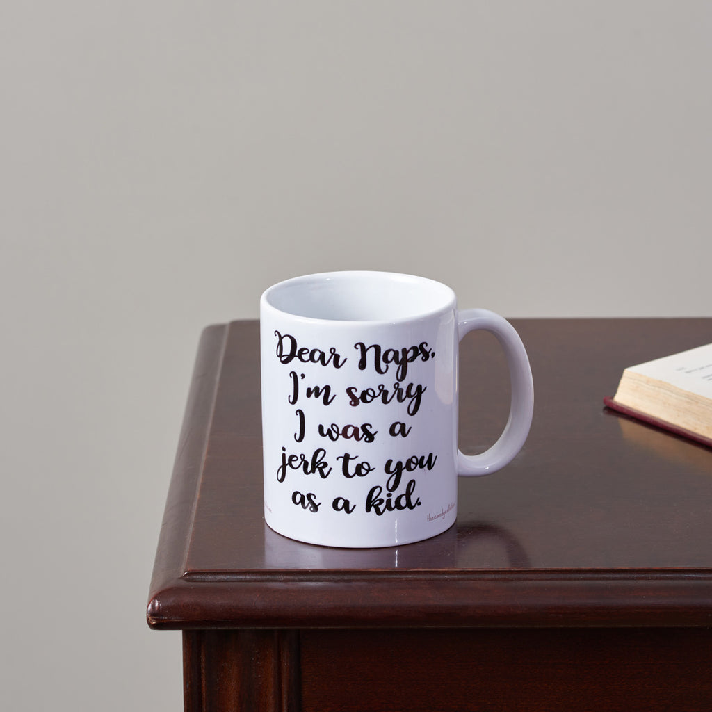 Dear Naps, I Love You - Coffee Mug