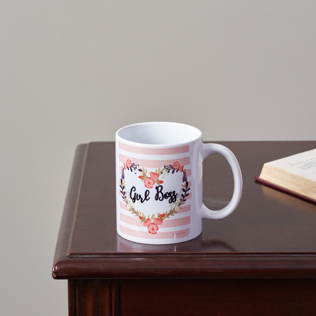 Girl Boss - Coffee Mug