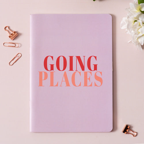 Going Places Notebook