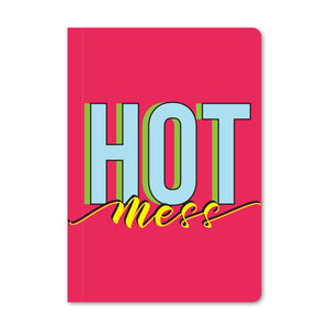Hot Mess Notebook