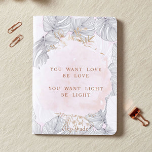 Love & Light Notebook