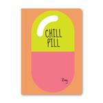 Chill Pill Notebook