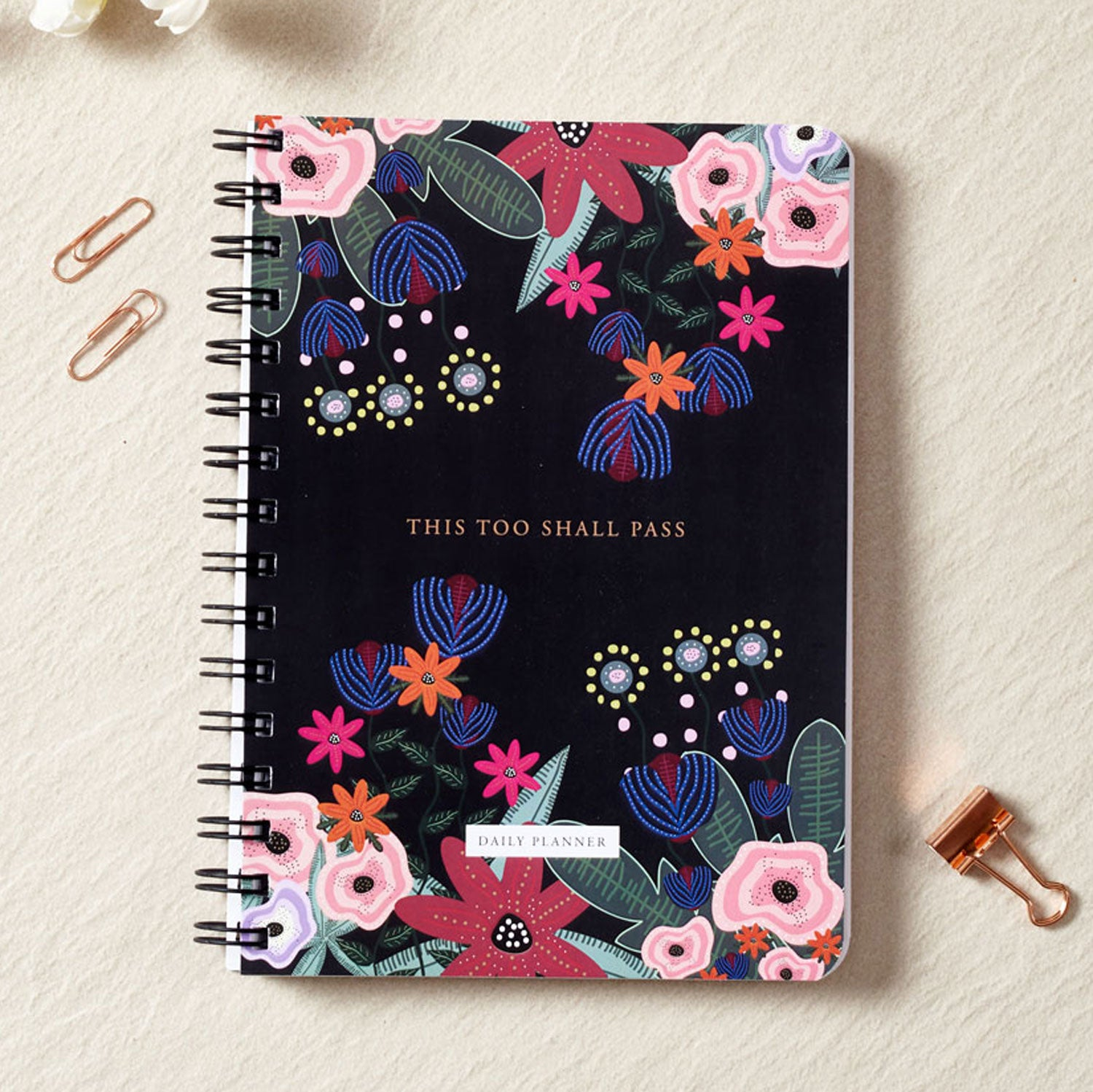 This Too Shall Pass - Daily Planner