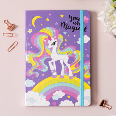 You're Magical - Hardbound Unicorn Diary