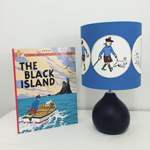 TinTin & The Black Island | Handmade in Australia
