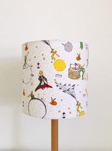 The Little Prince Lampshade | Children Lampshade | Night Light | Antoine de Saint Exupery