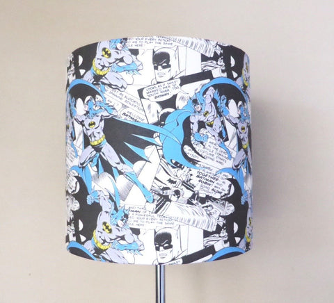 Batman  Lampshade - Super Hero - Comic Book