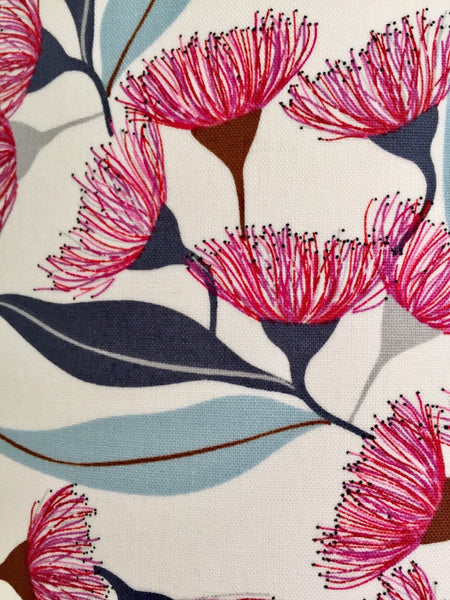Pink Gum Blossom Lampshade
