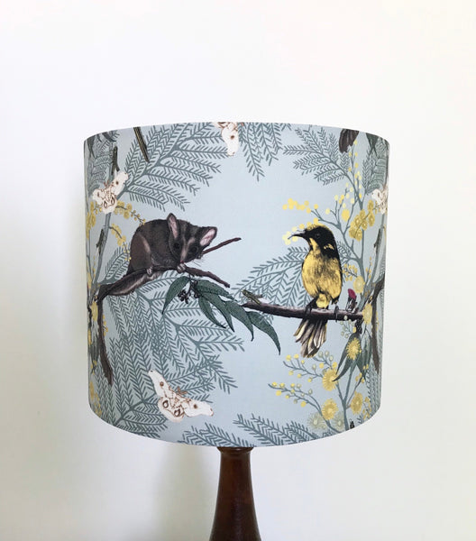 Leadbeater's Possum Lampshade | Australiana