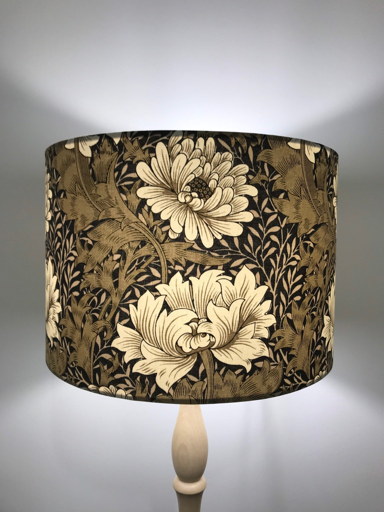 William Morris Chrysanthemum Lampshade