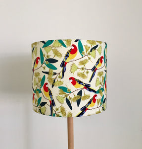 East Rosella Lampshade| Australiana | Lamp Shade