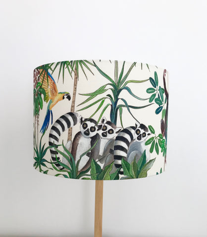 In the Jungle Lampshade (LIMITED EDITION)