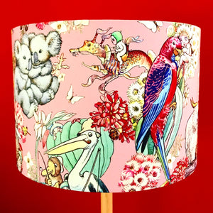 Adventures Lampshade - Gumnut Babies - May Gibbs