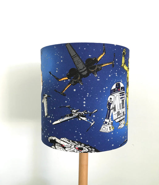 R2D2 Star Wars Lampshade