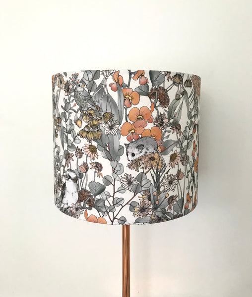 The Scenic Route Lampshade
