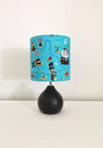 Pirate Lamp - Children Bedside Table Lamp