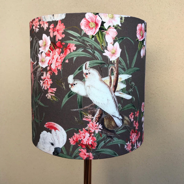Major Mitchell Cockatoo Lampshade