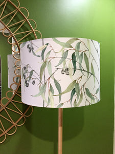 Australian Eucalyptus Pastel Lampshade LIMITED EDITION