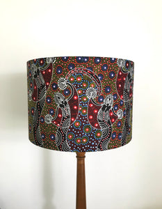 Dancing Spirit Lampshade