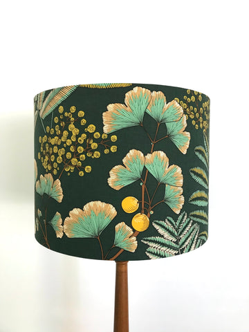 Gingko Leaves Lampshade ( Online Exclusive)