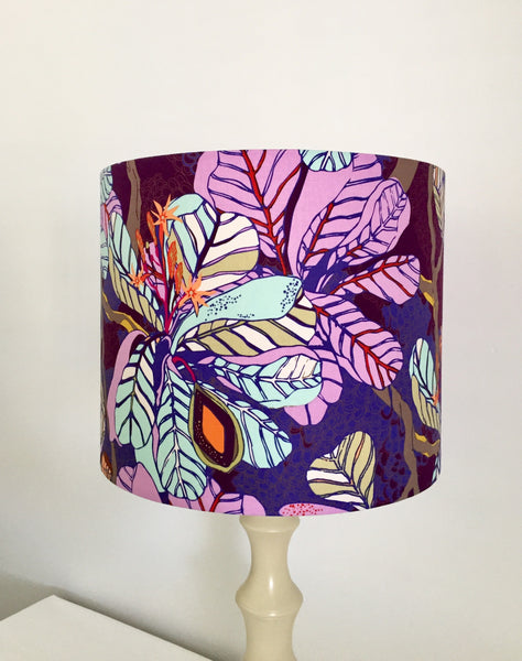 Fig Leaves Lampshade