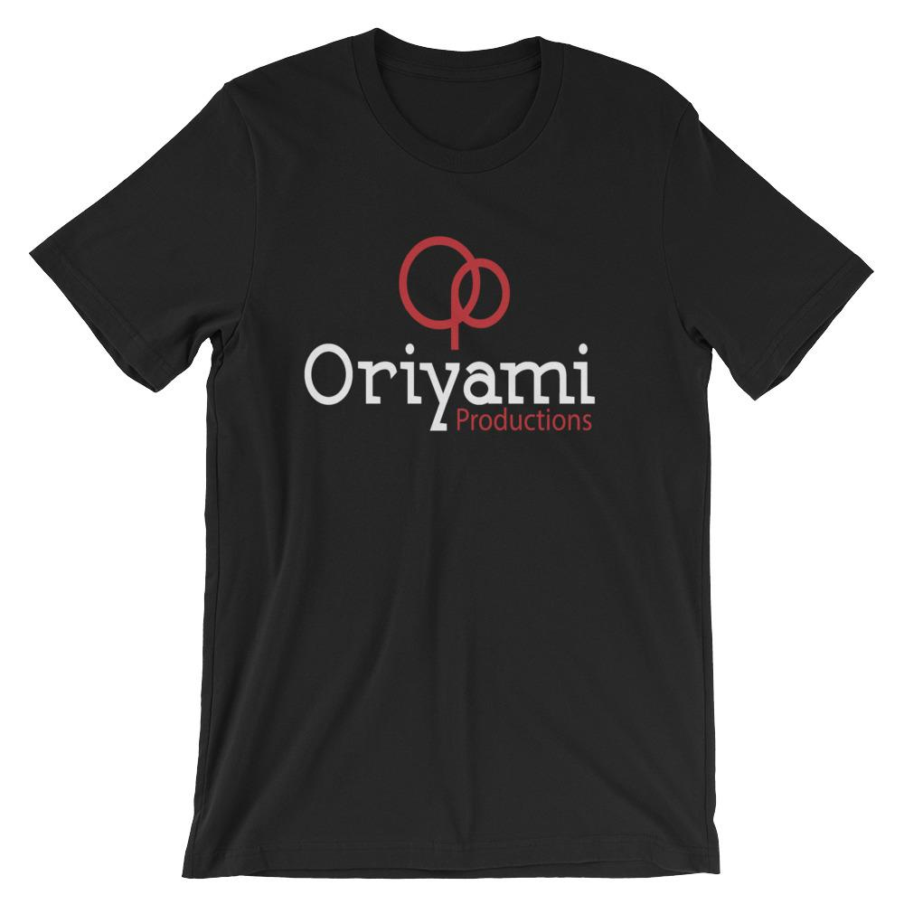 Oriyami Productions - Black Unisex - Level22 Apparel