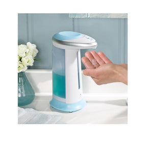 2 In 1 Touchless - Sanitizer & Soap Dispenser