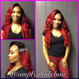 Sew In & Bundles w/ Closure Combo/ MUST BE PURCHASED AT LEAST 5 Business  DAYS PRIOR TO APPT