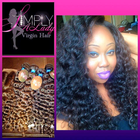 Virgin Peruvian Body Wave